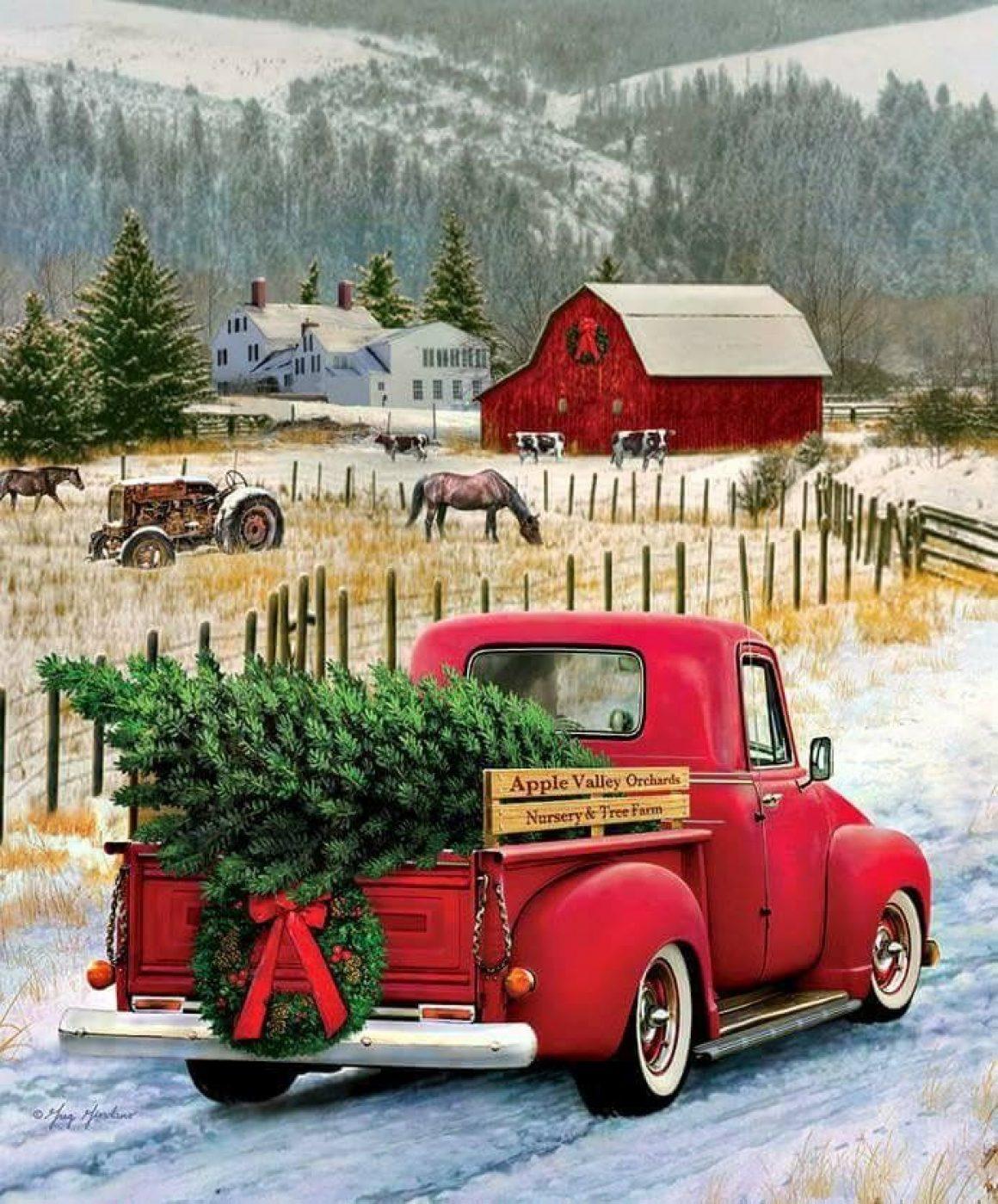 Christmas Card - TARA
